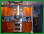 Kitchen Appliances and Lighting